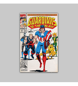 Guardians of the Galaxy 30 1992