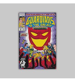 Guardians of the Galaxy 36 1993