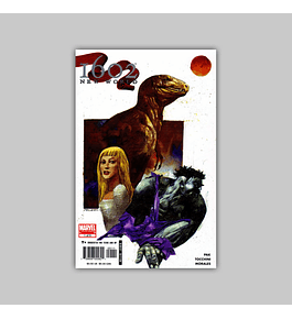 Marvel 1602: New World 1 2005