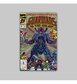 Guardians of the Galaxy 25 Prism Foil 1992