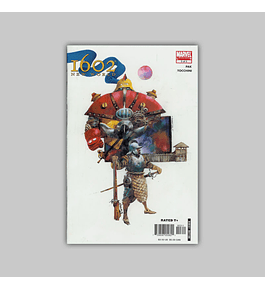 Marvel 1602: New World 3 2005