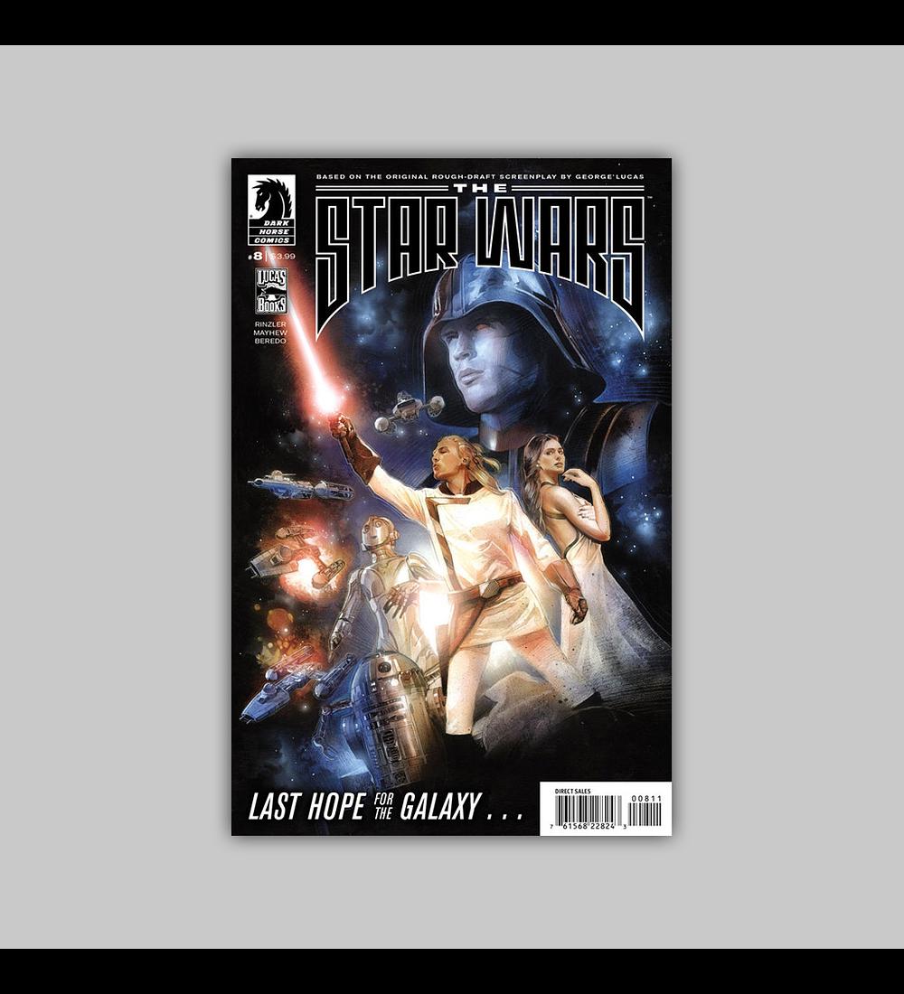 Star Wars: Lucas Draft 8 2014