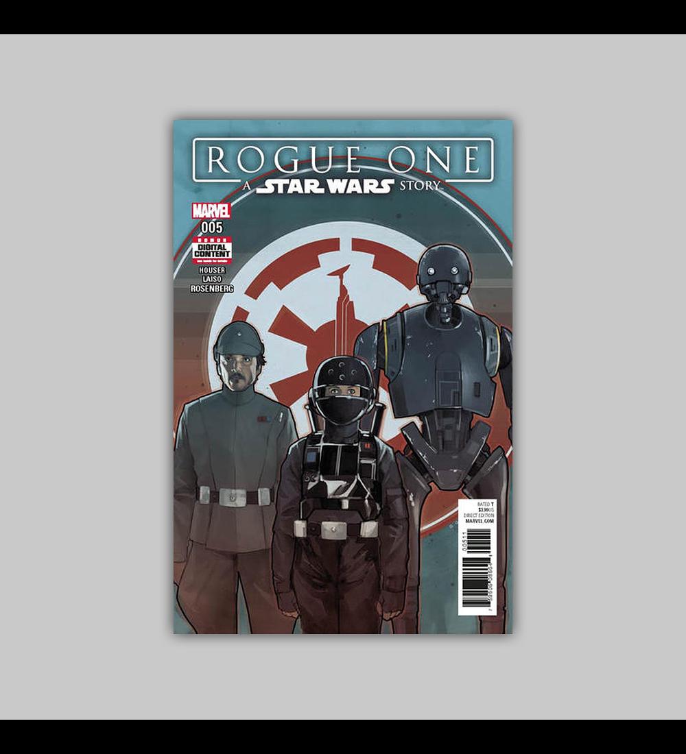 Star Wars: Rogue One - Adaptation 5 2017