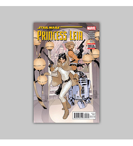 Star Wars: Princess Leia 2 2015