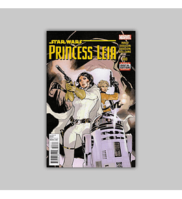 Star Wars: Princess Leia 3 2015