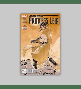 Star Wars: Princess Leia 5 2015
