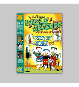 Uncle Scrooge Adventures in Color 3 1997