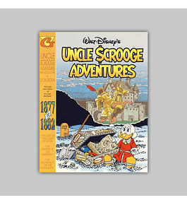 Uncle Scrooge Adventures: 1877-1882 1996