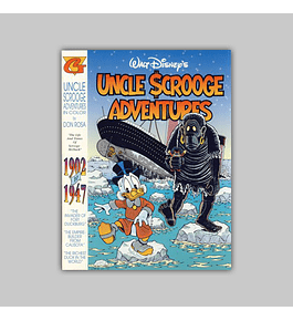 Uncle Scrooge Adventures: 1902-1947 1996