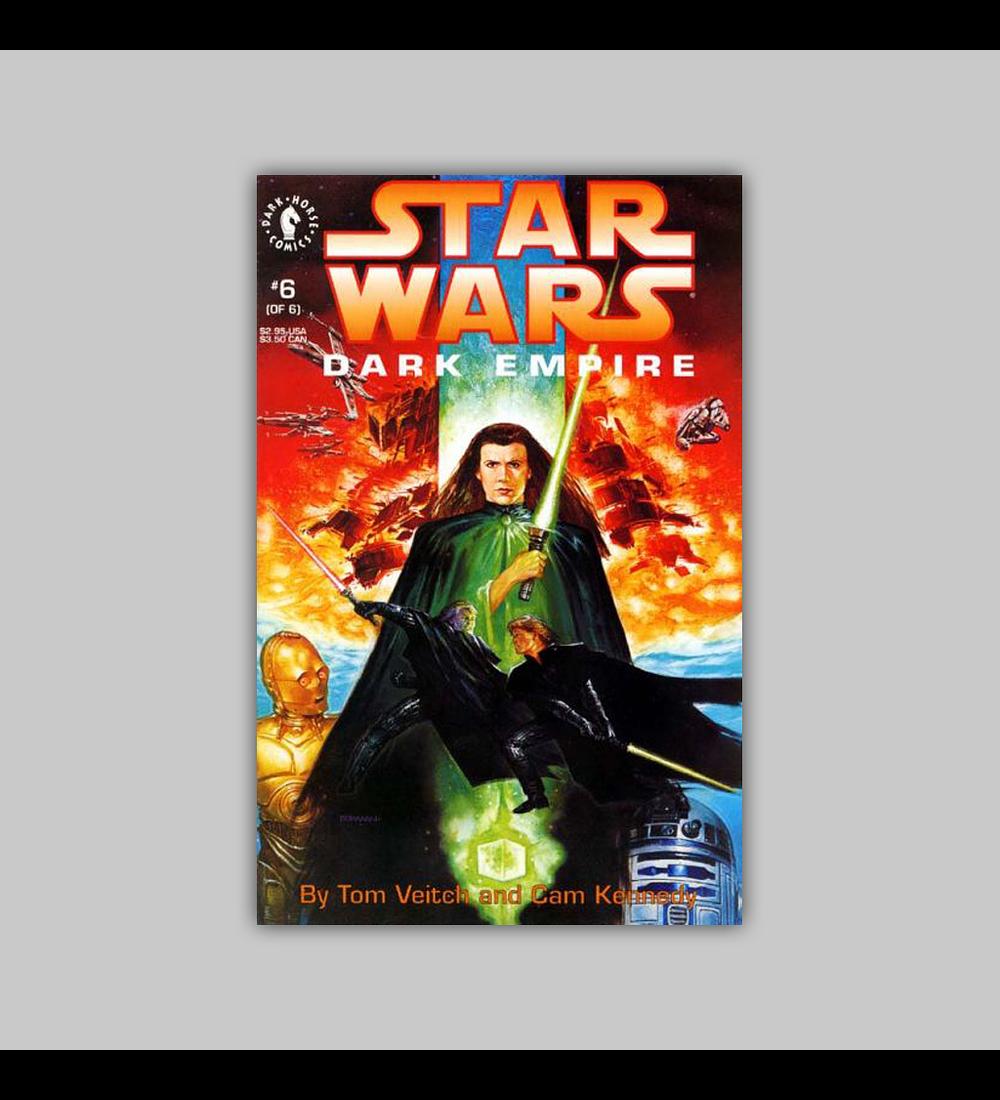 Star Wars: Dark Empire 6 1992