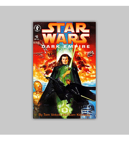 Star Wars: Dark Empire 6 1992