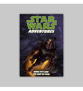 Star Wars Adventures Vol. 05: Boba Fett and the Ship of Fear 2011