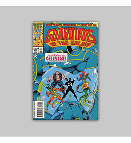 Guardians of the Galaxy 49 1994