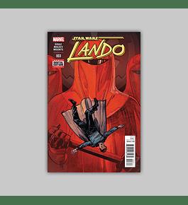 Star Wars: Lando 3 2015