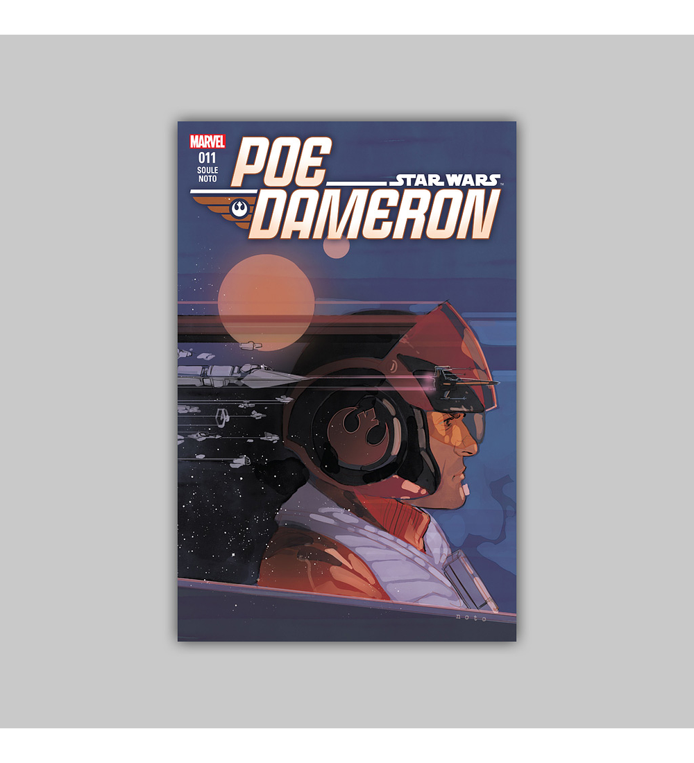 Star Wars: Poe Dameron 11 2017