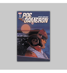 Star Wars: Poe Dameron 11 2017