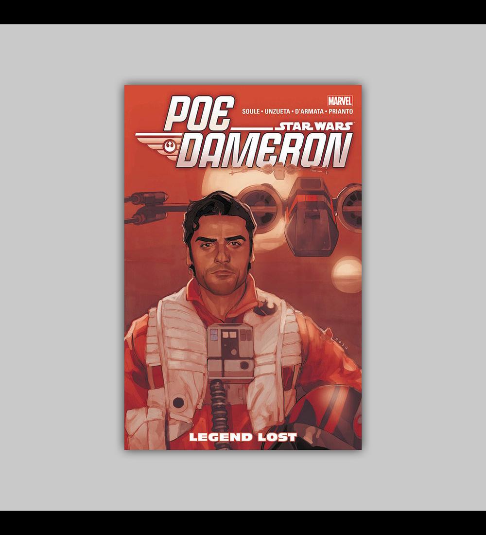 Star Wars: Poe Dameron 18 2017
