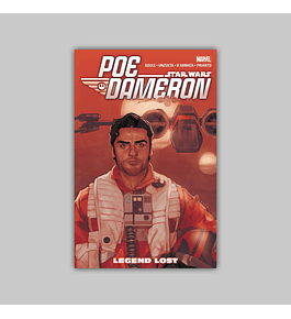 Star Wars: Poe Dameron 18 2017