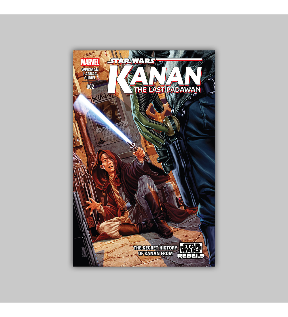Star Wars: Kanan - The Last Padawan 2 2015