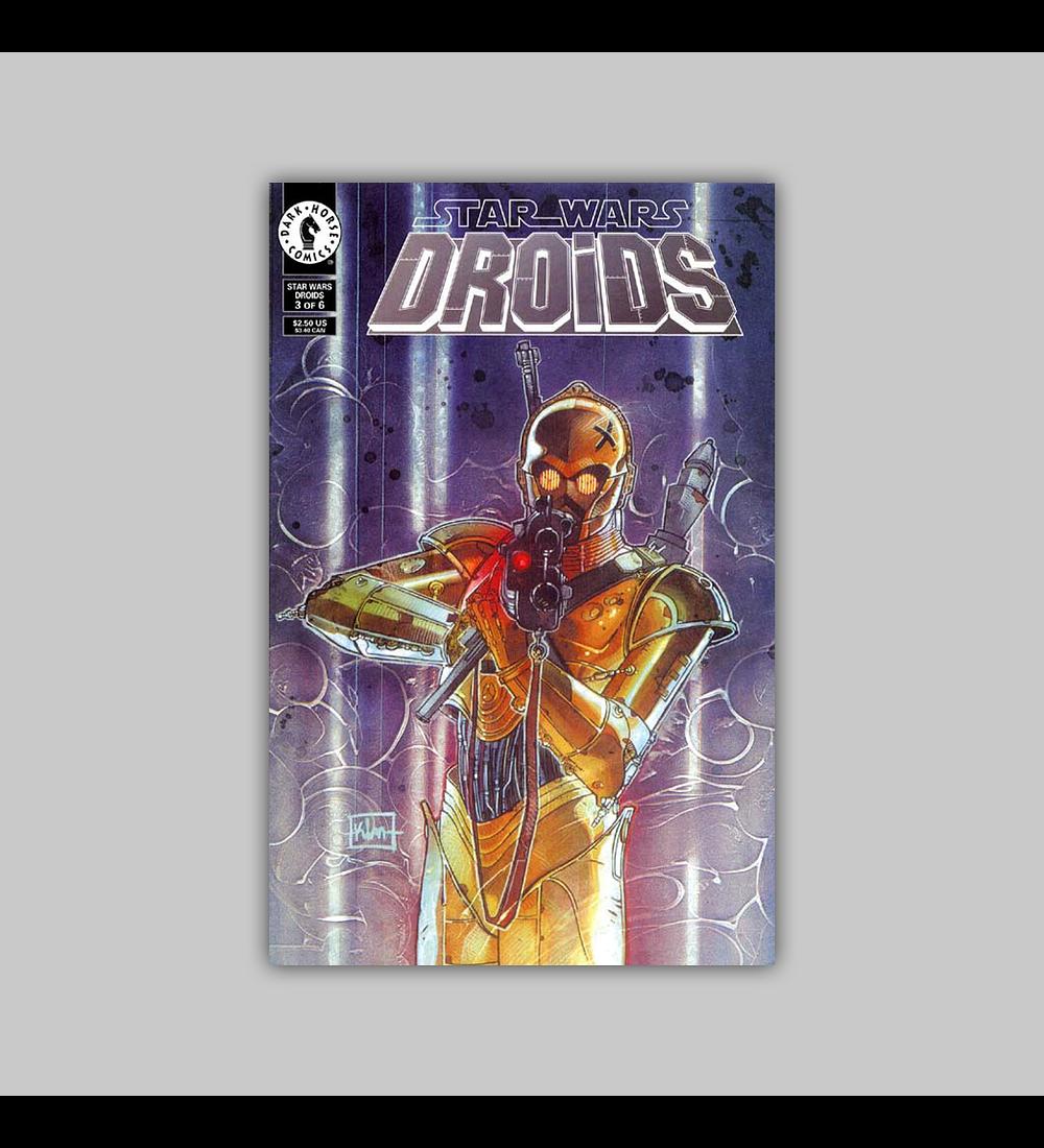 Star Wars: Droids 3 1994
