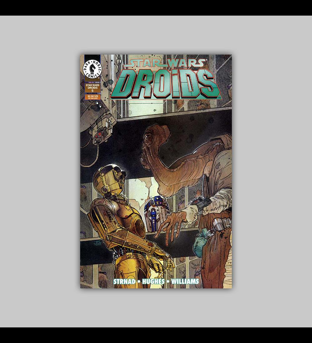 Star Wars: Droids 5 1995