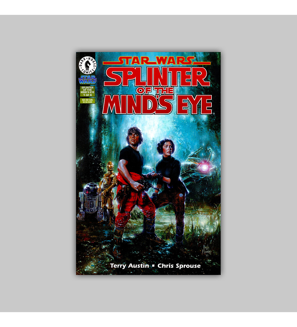 Star Wars: Splinter of the Mind's Eye 1 1995