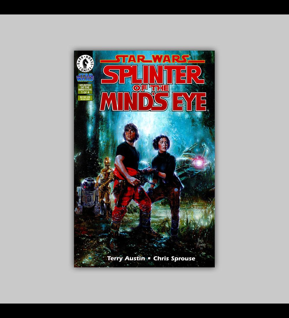 Star Wars: Splinter of the Mind's Eye 1 1995