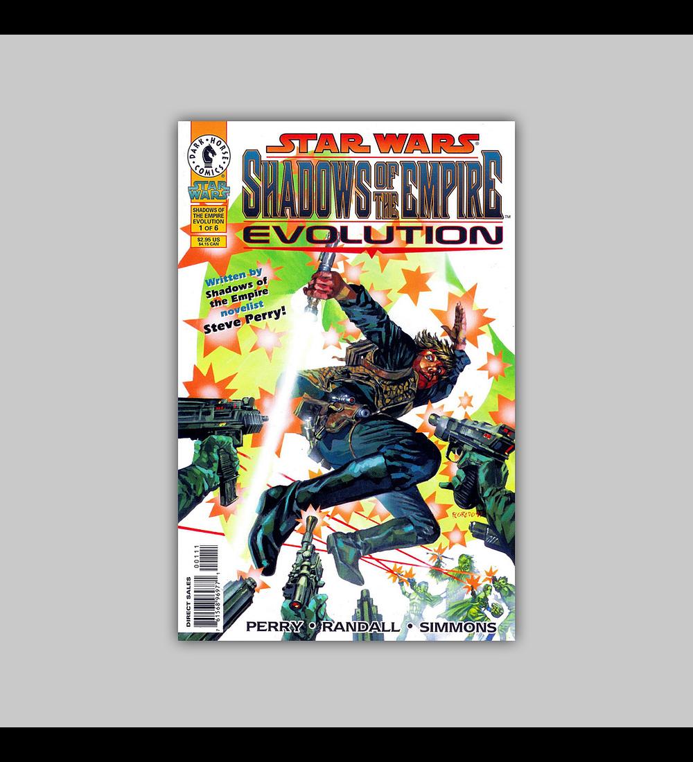 Star Wars: Shadows of the Empire - Evolution 1 1998