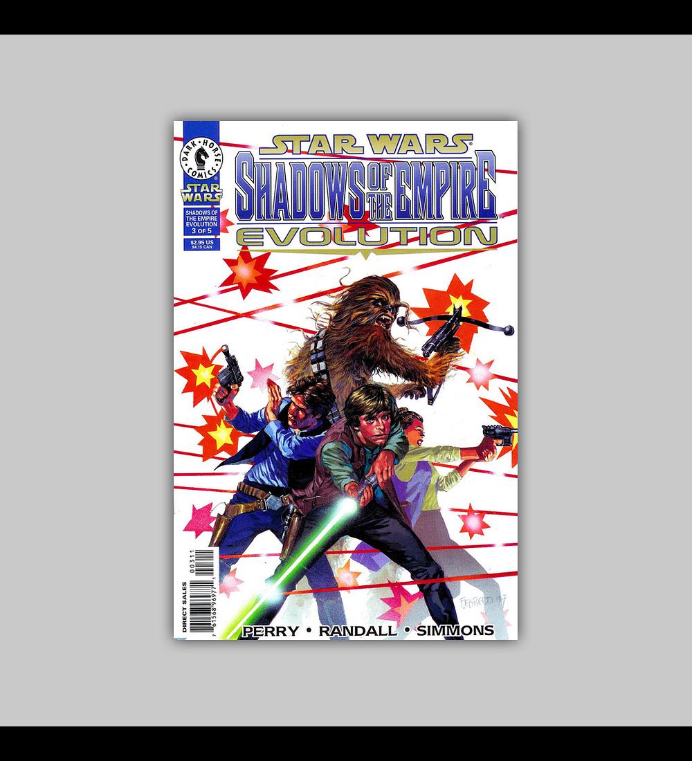 Star Wars: Shadows of the Empire - Evolution 3 1998