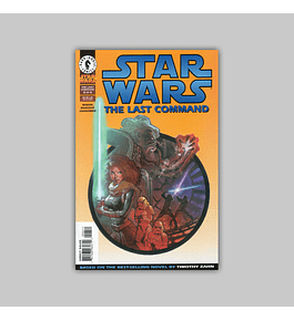 Star Wars: The Last Command 6 1998