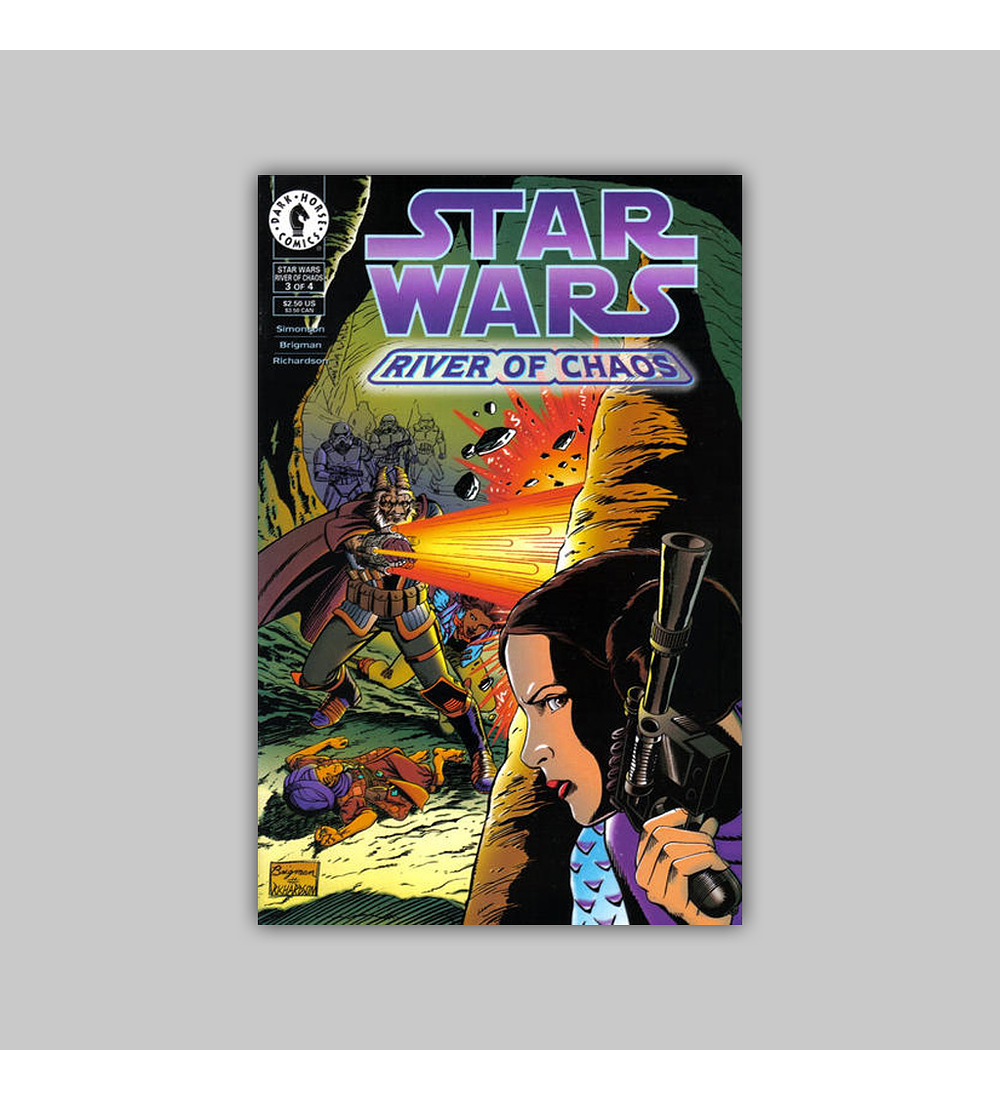 Star Wars: River of Chaos 3 1995