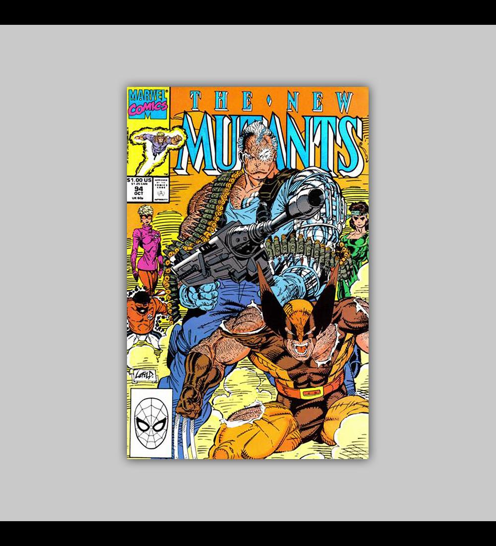 New Mutants 94 1990