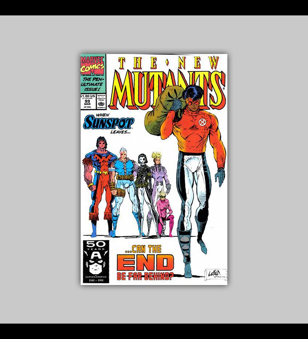New Mutants 99 1991