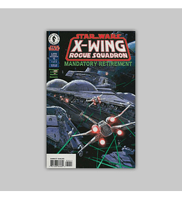 Star Wars: X-Wing Rogue Squadron 32 1998
