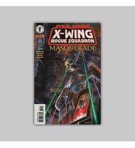 Star Wars: X-Wing Rogue Squadron 31 1998