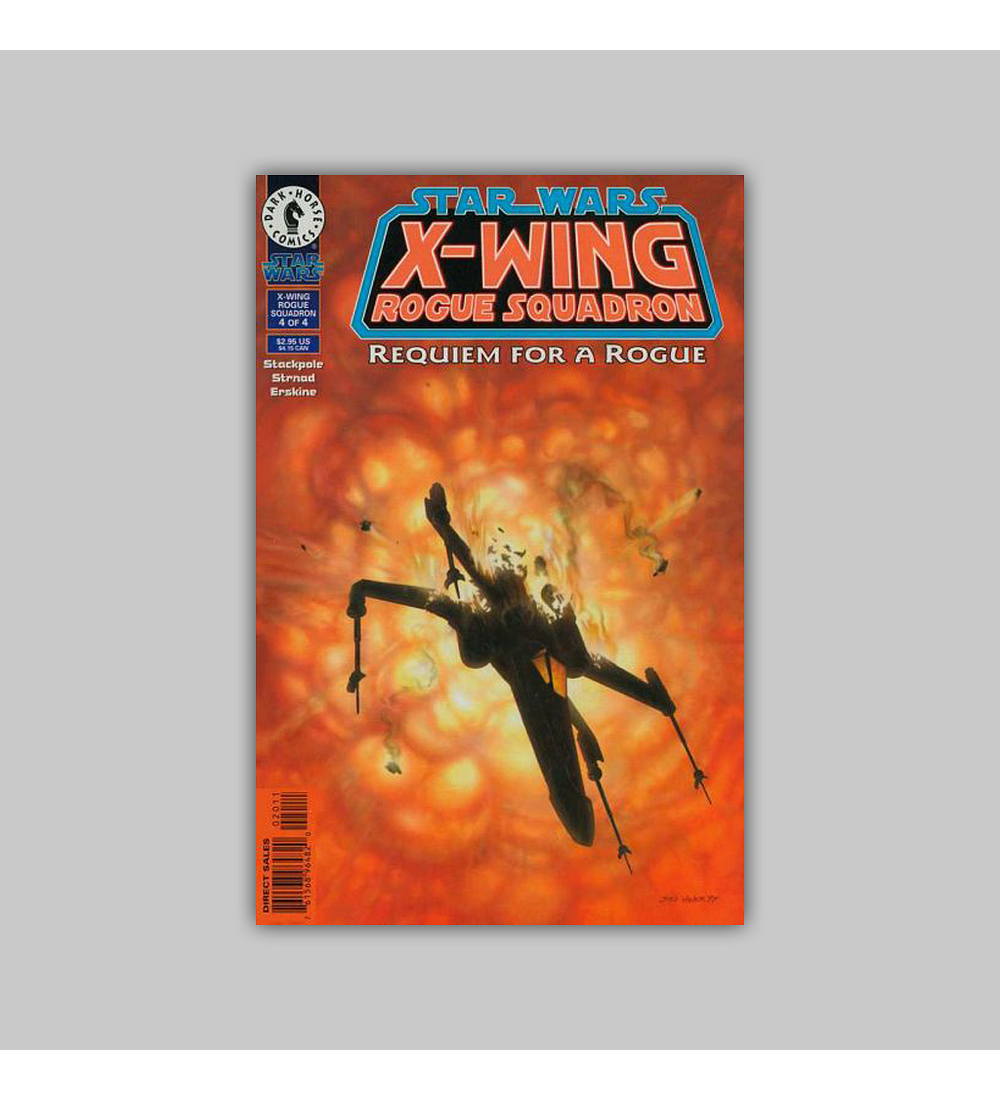 Star Wars: X-Wing Rogue Squadron 20 1997
