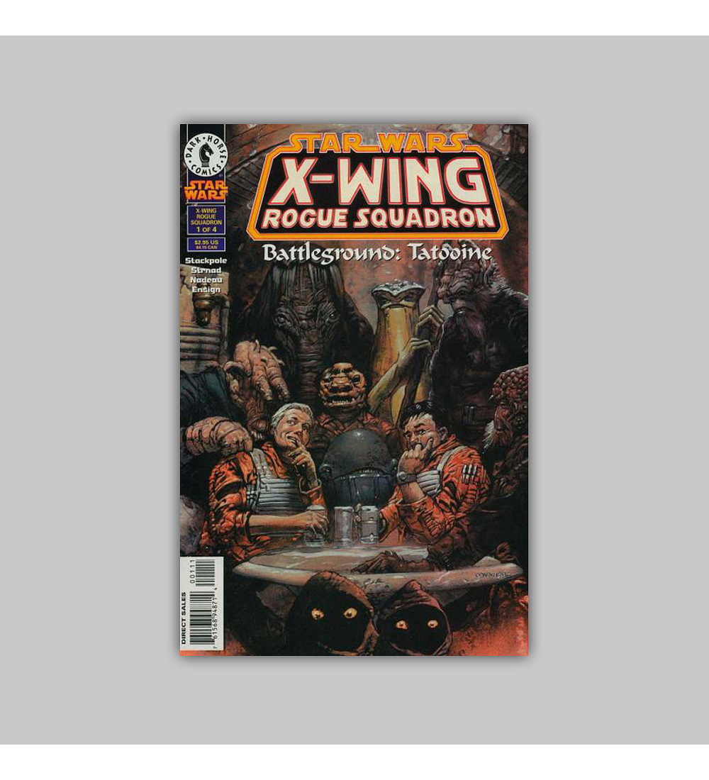 Star Wars: X-Wing Rogue Squadron 9 1996