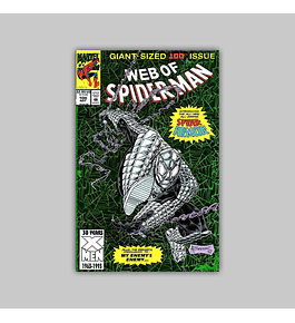 Web of Spider-Man 100 Foil 1993