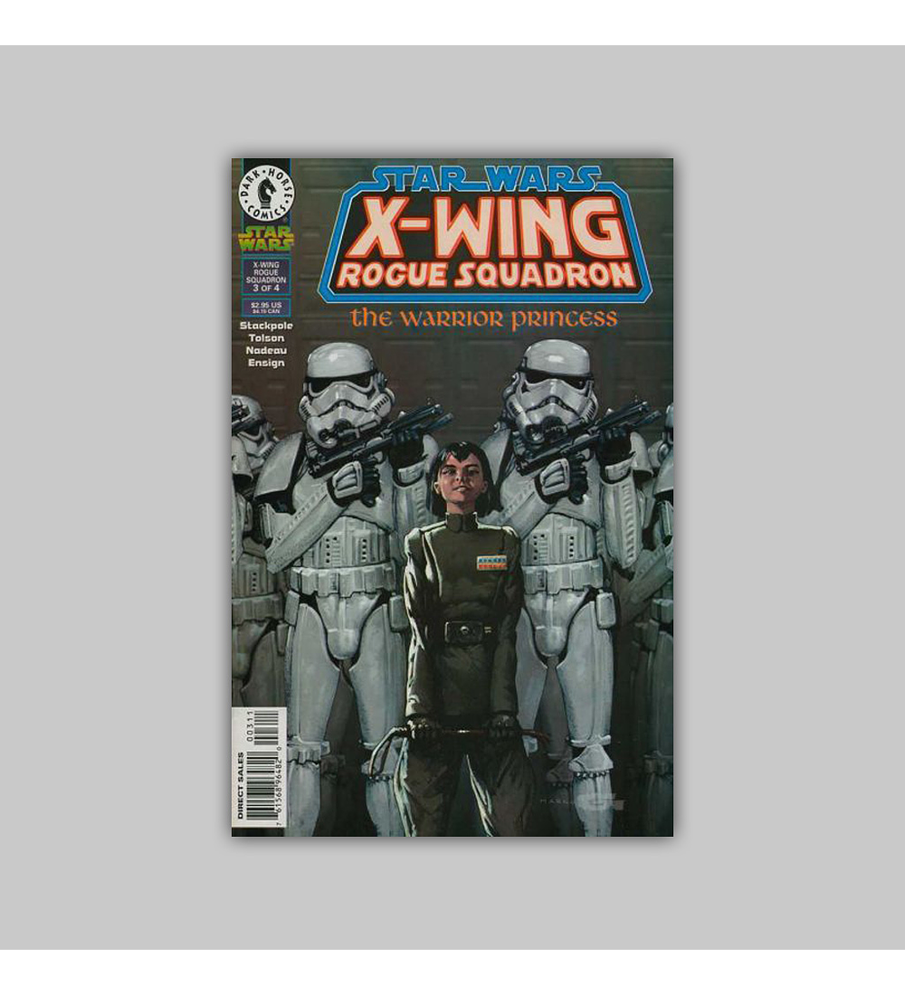 Star Wars: X-Wing Rogue Squadron 15 1997