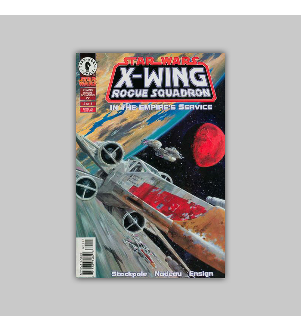 Star Wars: X-Wing Rogue Squadron 22 1997