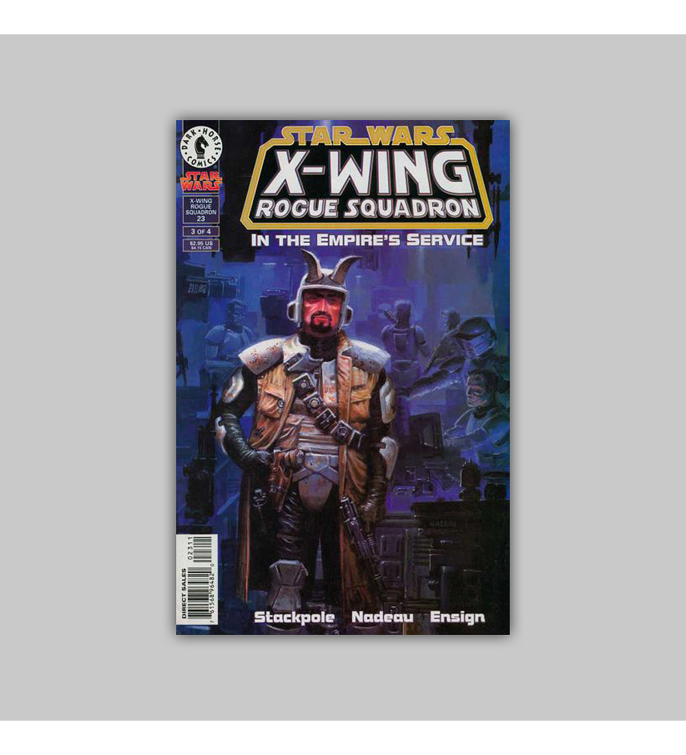 Star Wars: X-Wing Rogue Squadron 23 1997