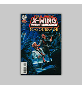 Star Wars: X-Wing Rogue Squadron 29 1998