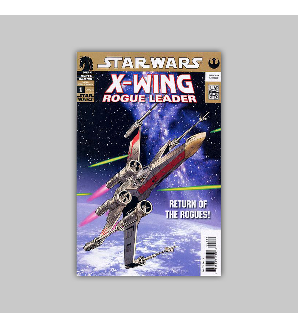 Star Wars: X-Wing Rogue Leader 1 2005