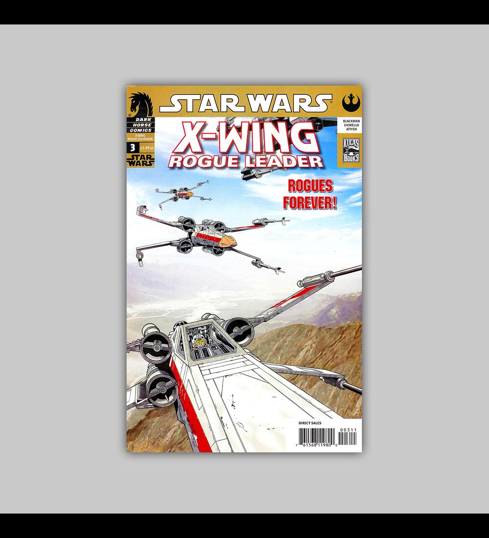 Star Wars: X-Wing Rogue Leader 3 2005