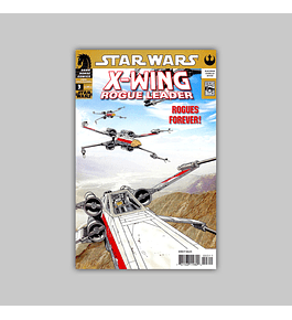 Star Wars: X-Wing Rogue Leader 3 2005