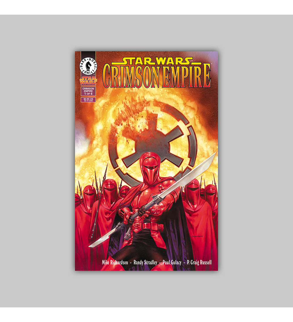 Star Wars: Crimson Empire 1 1997