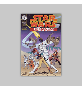 Star Wars: River of Chaos 1 1995