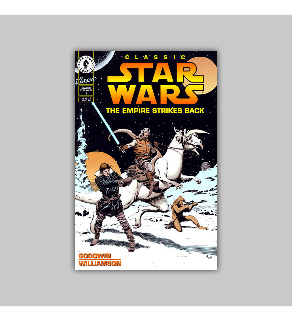Classic Star Wars: The Empire Strikes Back 1 1994