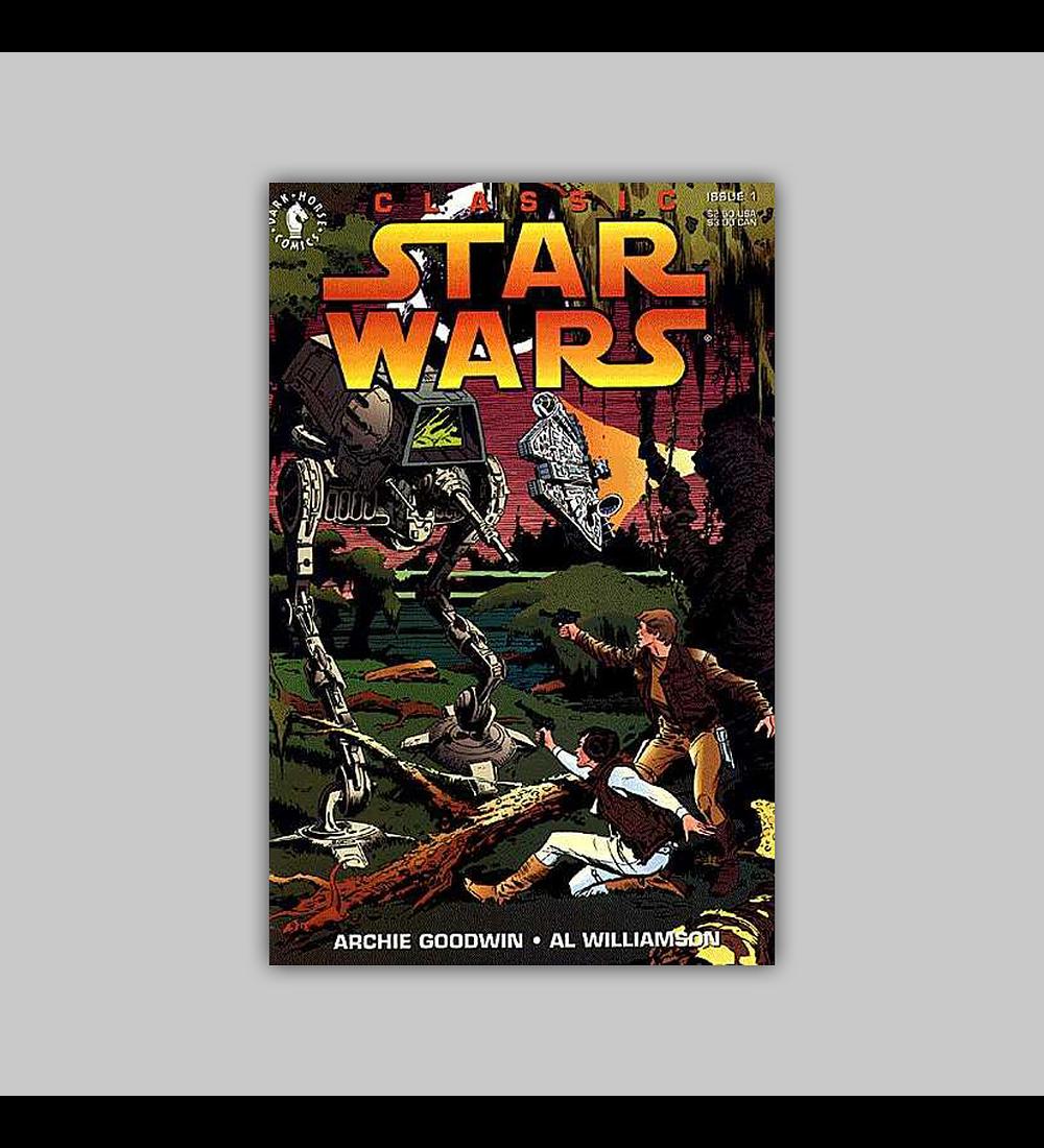 Classic Star Wars 1 1992
