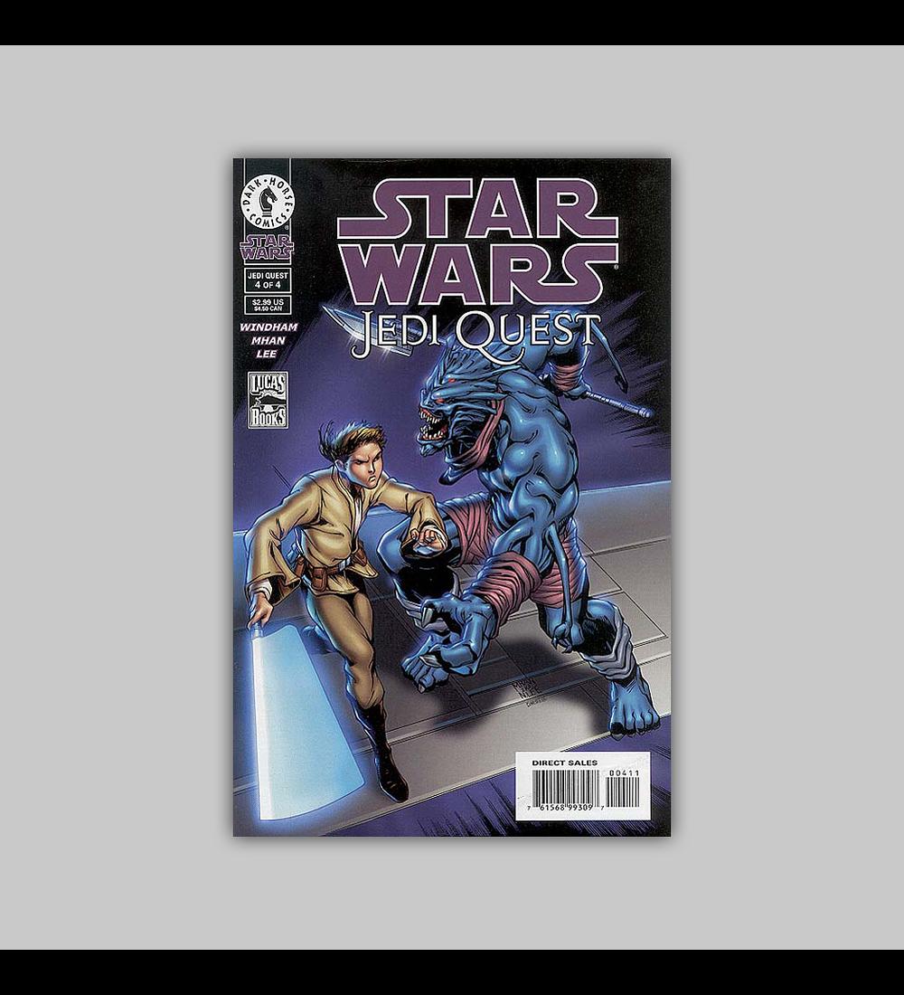 Star Wars: Jedi Quest 4 2001